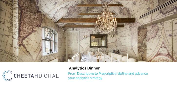 Analytics Dinner Chettah Digital