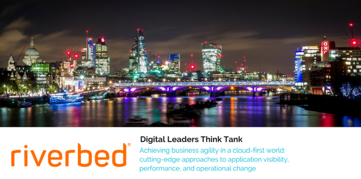 Digital Leaders Think Tank Riverbed
