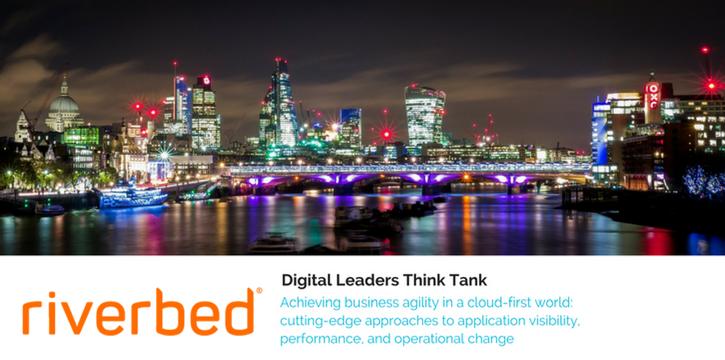 Digital Leaders Think Tank Riverbed